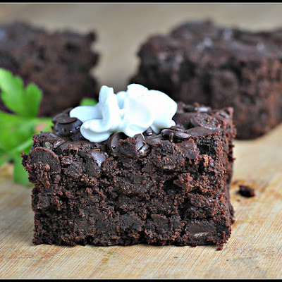 The Best Black Bean Brownies