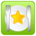 My Restaurant List icon