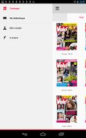 Screenshot of Voici le magazine