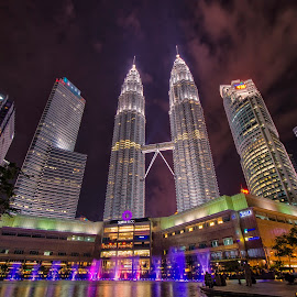 At the heart of KL City by Mae Yeoh Mei Yin - Buildings & Architecture Office Buildings & Hotels
