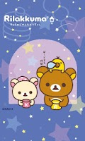 Screenshot of Rilakkuma LiveWallpaper 2
