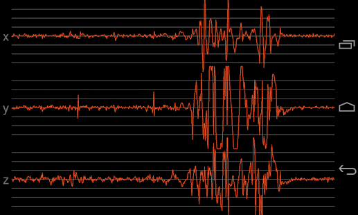 Hamm Seismograph - screenshot
