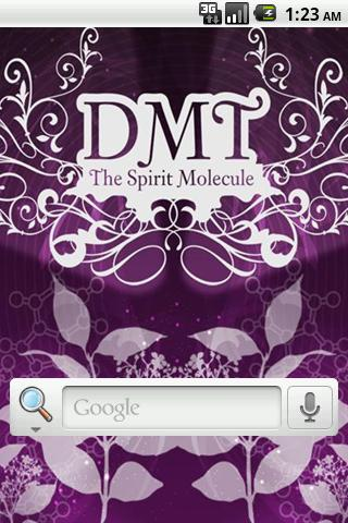 DMTのライブ壁紙