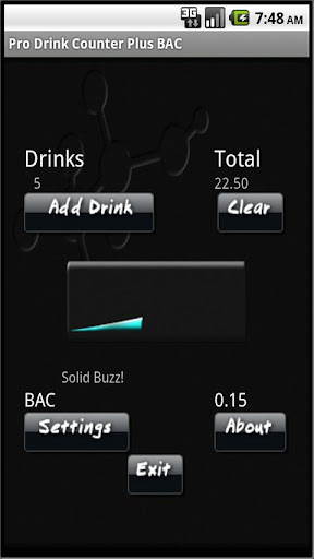 Pro Drink Counter Plus BAC