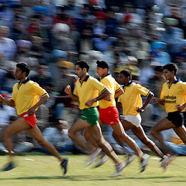 1000 meters by Rakesh Syal - News & Events Sports