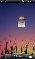 Screenshot of Sunrise