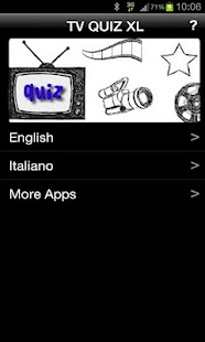 TV Quiz lite - screenshot