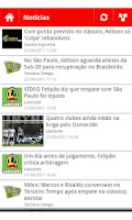 Screenshot of Sao Paulo News
