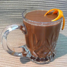 Spiced Orange Mocha
