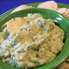 Avocado, Chive and Lemon Dip
