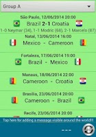 Screenshot of Brazil 2014 World Cup - Guide