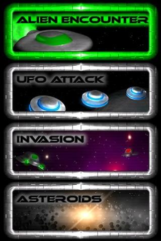 太空防衛戰
