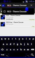 Screenshot of RCS Free CM9 Theme Chooser
