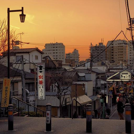 摄影の町の灯り — 大西みつぐ写真集 LOGO-記事Game