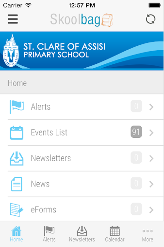 St Clare of Assisi PS APK