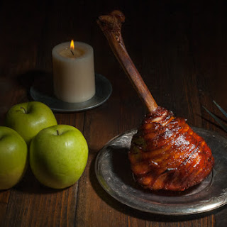 Medieval Bacon-Wrapped Turkey Lollipop