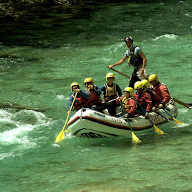 Rafting by Iztok Urh - Sports & Fitness Watersports