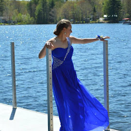 Cassie's First Prom by Michelle Gagnon Duranceau - People Family