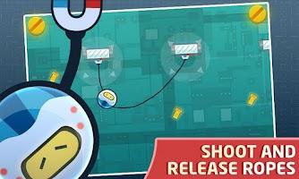 Screenshot of RopeBot Lite - Bot Game