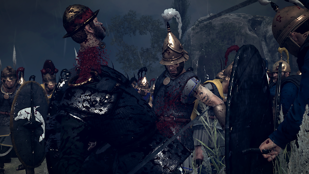 Blood and Gore DLC arrives for Total War Rome II