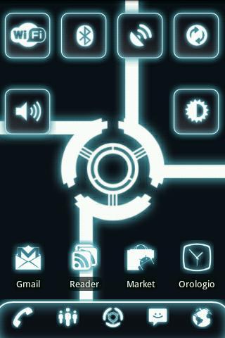 Glow Legacy Widgets Pro