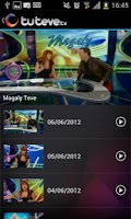 Screenshot of tuteve.tv