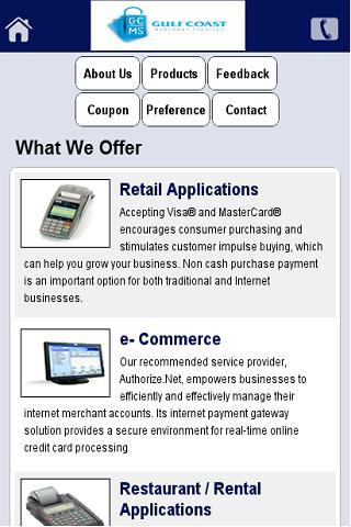 Gulf Coast Merchant Services