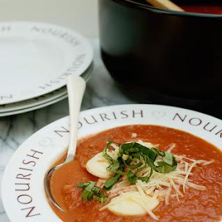 Tomato Basil Ravioli Soup Recipes