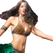 Delightful Belly Dance Drums