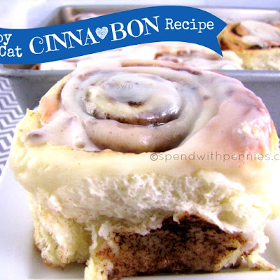 Copy Cat Cinna*Bon Recipe! Delicious Cinnamon Rolls at Home!
