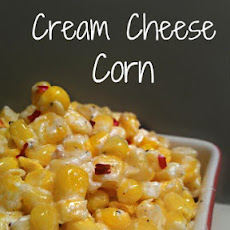 Delicious Cream Cheese Corn