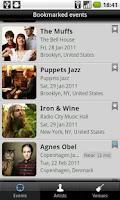 Screenshot of Gigbox