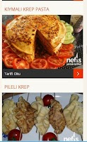 Screenshot of ILLUSTRATED EASY RECIPES CREP