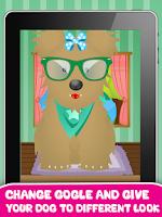 Screenshot of Dog Care Salon