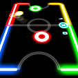 Glow Hockey file APK for Gaming PC/PS3/PS4 Smart TV