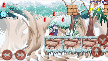 Screenshot of Tales Of Vampikid
