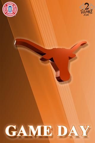 Texas Longhorns Gameday