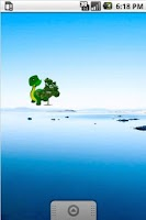 Screenshot of TamaWidget Dinosaur *AdSupport