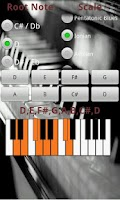 Screenshot of Piano Tutor