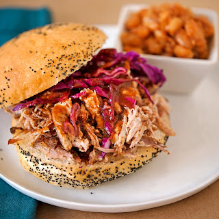 Carolina Style Pulled Pork BBQ