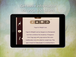 Screenshot of Yoga for Weight Loss