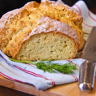 Dill Soda Bread