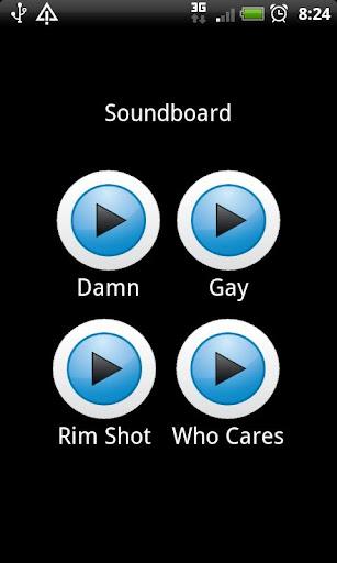 Soundboard S A