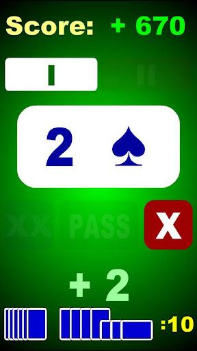 Bridge Score Calculator - screenshot