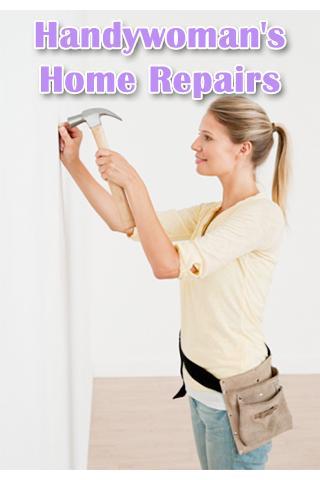 Handywoman's Home Repairs