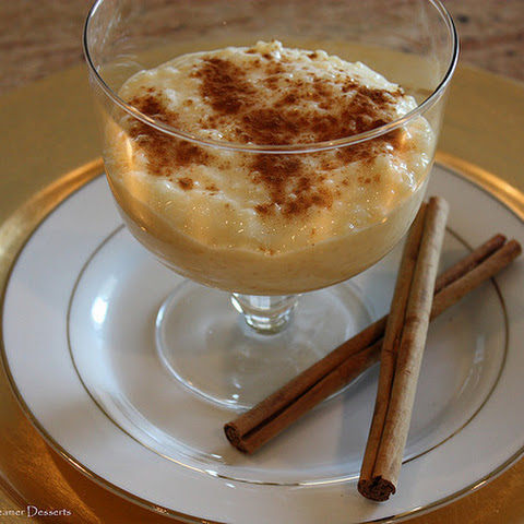 Mexican Rice Pudding