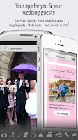 Screenshot of Married App for your wedding