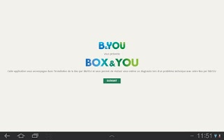 Screenshot of Box & YOU
