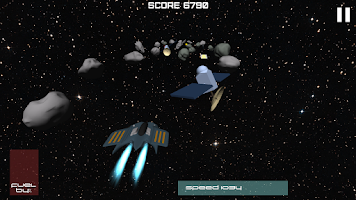 Screenshot of Dark Turbulence