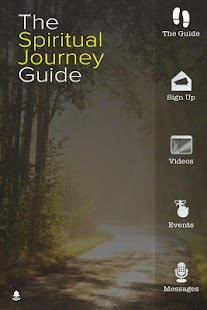 The Spiritual Journey Guide - screenshot